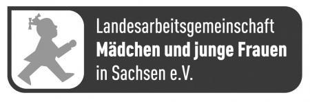 Logo LAG - Schwarz / Weiss