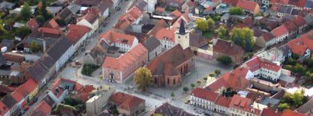 Stadtpfarrkirche St. Marien - St. Nikolai