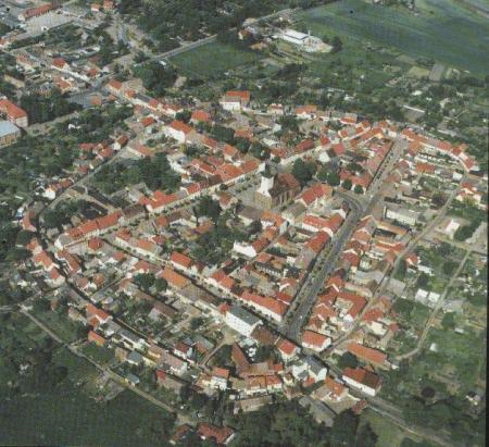 Luftbild Beelitz 2003