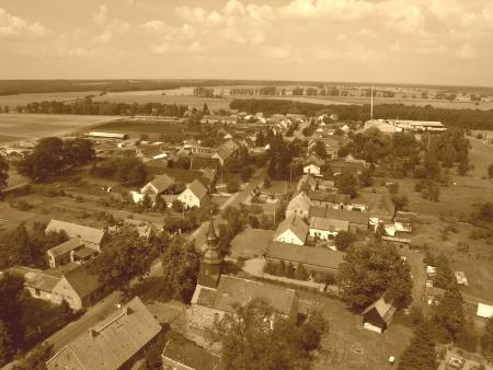 Luftbild Malischkendorf