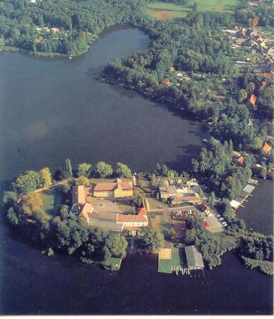 Schlosshotel, Postkarte 1995