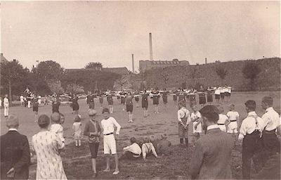 64. Stiftungsfest am 9. August 1925