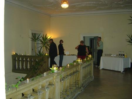 Märchenhaftes Foyer