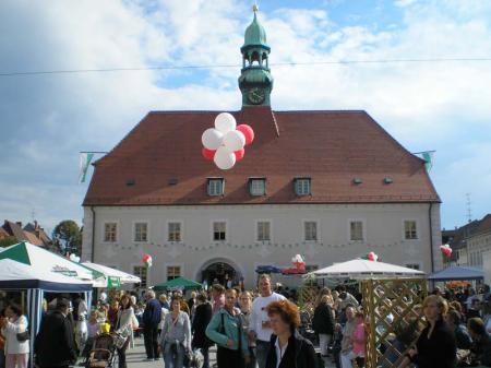 fest am Rathaus Finsterwalde