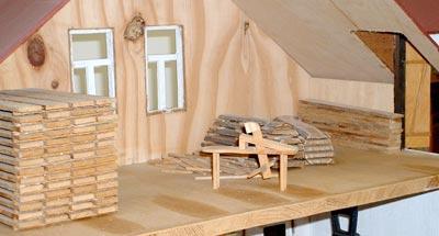 Werkstatt Holzboden tischlereimuseum timme de miniaturwerkstätten
