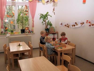 mittlere Kindergartengruppe 2