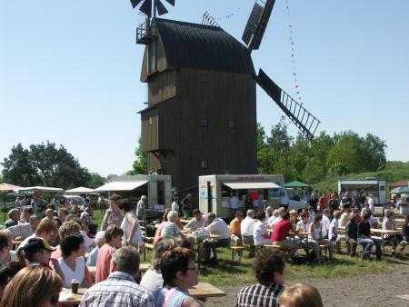 Mühlenmarkt Oppelhain im Amt Elsterland