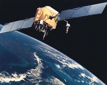 Navstar Satellit