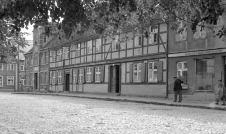 Pfarrhaus um 1955