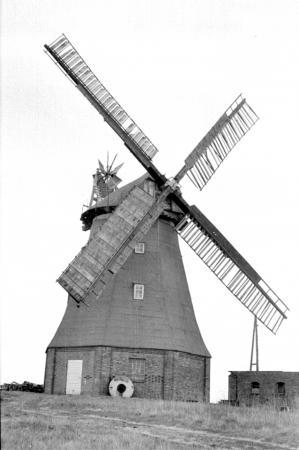Die Hardersche Mühle um 1955