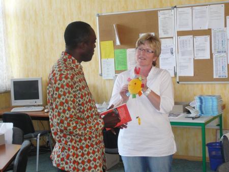 Schulpartnernerschaft aus Kribi (Kamerun)2