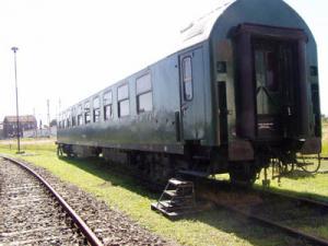 Reisezugwagen 1