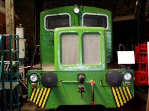 Lokomotiven und Zugfahrzeuge 4