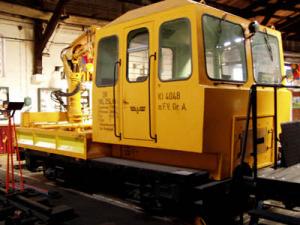 Lokomotiven und Zugfahrzeuge 7