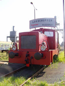 Lokomotiven und Zugfahrzeuge 5