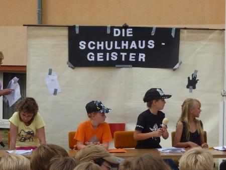 Schulhausgeister