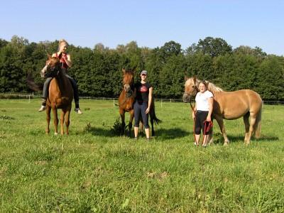 Pferde und Menschen 2
