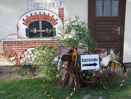 Backhaus im AWO-Gut