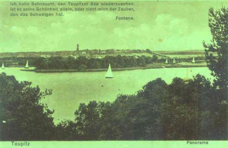 Panorama Teupitz