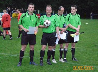 Pokalfinale LFV 30. Mai 2009