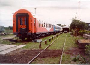 Reisezugwagen 3