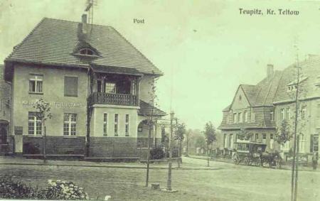 Kaiserliches Postamt 1923