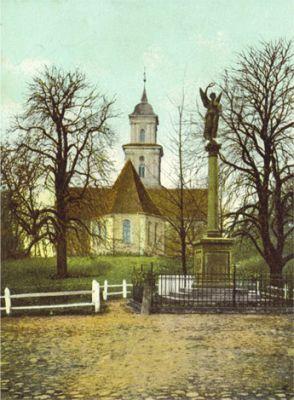 Postkarte von 1902