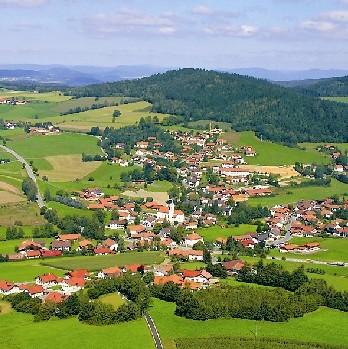 Prackenbach Luftansicht