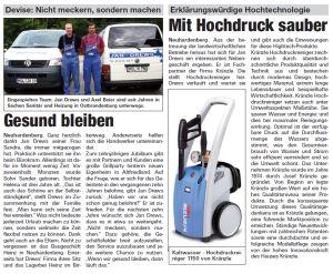 Pressebericht 1