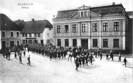 Rathaus 1900