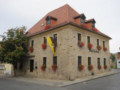 Rathaus Bad Lauchstädt