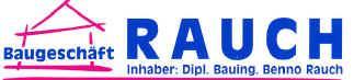 Logo Baugeschäft Rauch