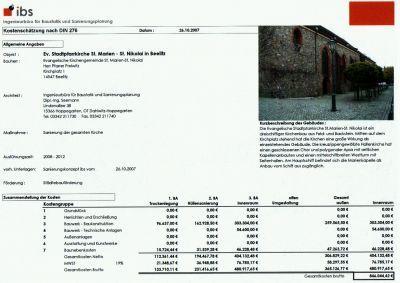 Sanierungkosten