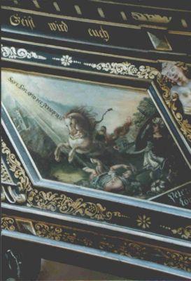 Saulus vor Damaskus