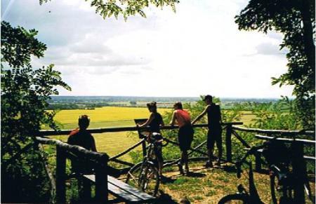 An der Schönen Aussicht auf dem Reitweiner Sporn (Foto: H. Kaiser)