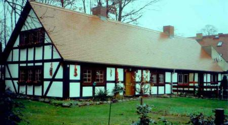 Foto Schäferhaus 2001