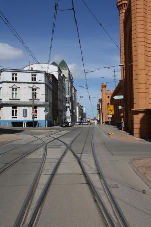 Wolfgang Scheel: Schienenwege