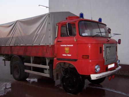 Schlauchwagen