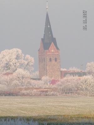 Schönfeld im Winter 2