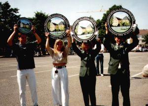 Schützenkönig 1996
