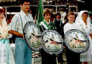 Schützenkönig 1999