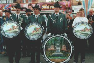 Schützenkönig 2000