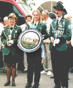 Schützenkönig 2002