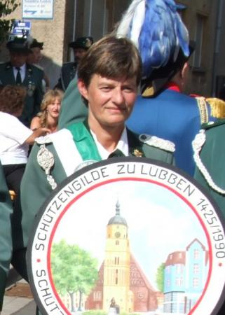 Schützenkönigin 2007 Sylvia Arlt