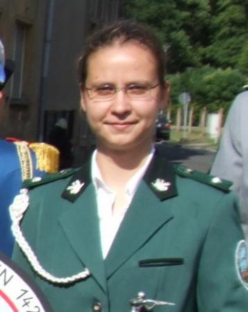 Schützenkönigin 2008 Nadine Graßmann