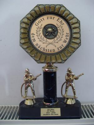 Pokal 100 Jahre FFw Dreska