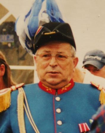 Seniorenschützenkönig 2002 Joachim Eulitz