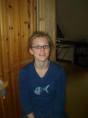 Stefanie - 14 Jahre