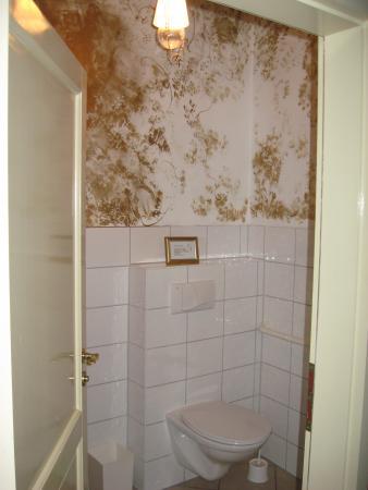 Toilette behindertenfreundlich