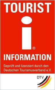 Anerkannte Touristinformation